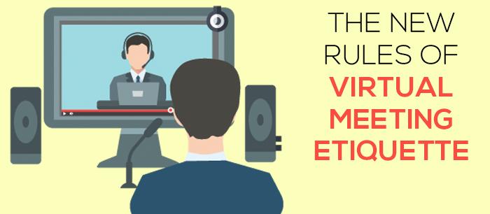 virtual etiquette